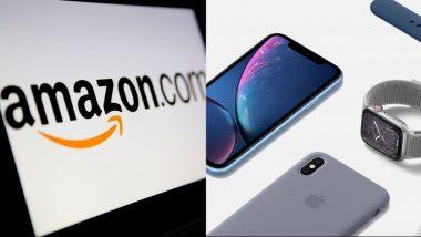 Amazon Apple Days Sale: खुशखबर! Apple च्या उत्पादनांवर मिळत आहे 30,000 पर्यंतची सूट; जाणून घ्या ऑफर्स