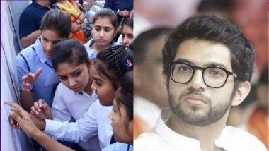 11 वी प्रवेशप्रक्रियेमध्ये यंदा महाराष्ट्र बोर्ड SSC च्या विद्यार्थ्यांना स्वतंत्र तुकडी द्या - युवासेनेची मुख्यमंत्री देवेंद्र फडणवीस यांच्याकडे मागणी
