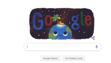 ग्रीष्म ऋतु Google Doodle: दक्षिणायनाच्या पहिल्या दिवसाच्या शुभेच्छा देण्यासाठी गूगल चं खास Summer Season डूडल