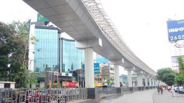 मुंबई : वांद्रे पूर्व भागातील कलानगर जवळील स्कायवॉक पाडणार; 22,23 जूनला Western Express Highway वर वाहतूकीमध्ये बदल