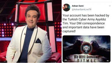 बिग बी पाठोपाठ आता सुप्रसिद्ध गायक अदनान सामीचंही ट्विटर अकाउंट हॅक