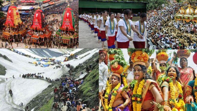 जुलै महिन्यात भारतात साजरे होतात हे उत्सव; पावसाळ्यात फिरण्यासोबत जाणून घ्या देशाची संस्कृती