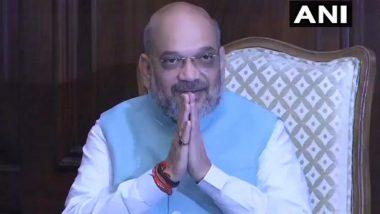 Amit Shah Tests COVID 19 Negative: केंद्रीय गृहमंत्री अमित शाह कोरोनामुक्त; पुढील काही दिवस होम आयसोलेशन