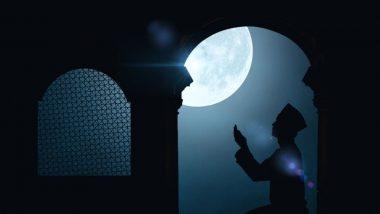 Maharashtra Aurangabad, Nanded, Jalna, Ahmednagar Eid Moon Sighting 2019 Eid Al Fitr Announcement Live Updates:औरंगाबाद, नांदेड, जालना, अहमदनगर येथे ईदचा चांद आज दिसण्याची शक्यता, मुस्लिम बांधवांमध्ये उत्साहाचे वातावरण