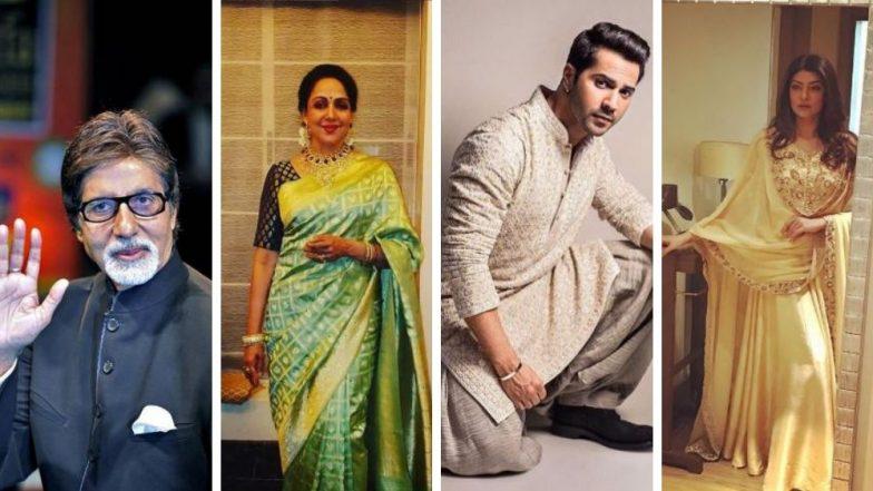 Happy Eid Mubarak 2019: अमिताभ बच्चन, हेमा मालिनी, वरुण धवन यांच्यासह दिग्गज कलाकारांनी दिल्या 'ईद' च्या शुभेच्छा