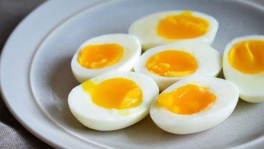 Fact Check: सांगली येथील बाजारात प्लास्टिक अंडी विकली जात असल्याची माहिती खोटी, उष्णतेचा परिणाम