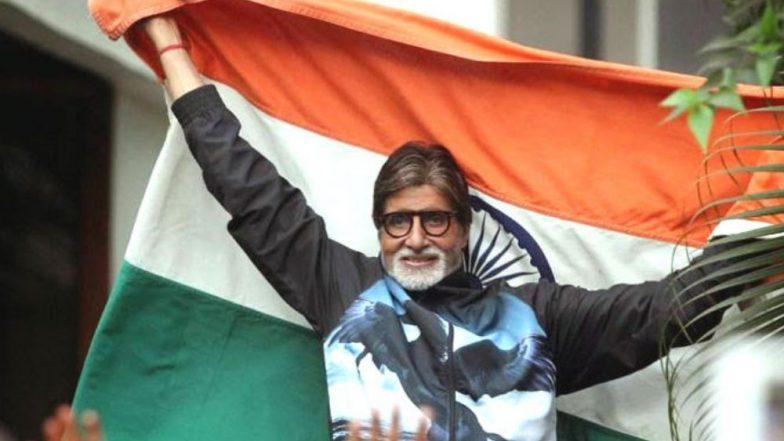 अमिताभ बच्चन यांचे ट्वीटर हॅक केल्याप्रकरणी पाकिस्तानचा बदला, 5 वेबसाईटसवर झळकवला भारताचा तिरंगा