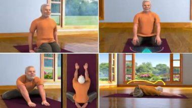 International Yoga Day 2019: शशांकासन कसे करावे? पंतप्रधान नरेंद्र मोदी यांच्या योगाभ्यासतील हे आसन ठरेल आरोग्यासाठी फायदेशीर (Watch Video)
