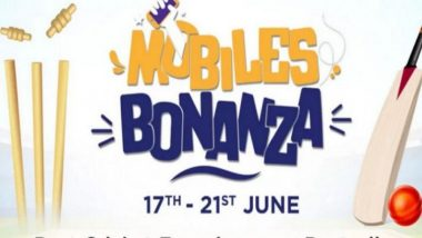 Flipkart Mobiles Bonanza Sale: या सेलमध्ये मिळतेय तुमच्या आवडत्या स्मार्टफोन्सवर आकर्षक ऑफर्स, पाहा कोणते आहेत हे स्मार्टफोन्स