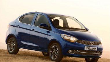 Tata Motors ची Tigor ऑटोमेटिक लाँच, किंमत 6.39 लाखांपासून सुरु