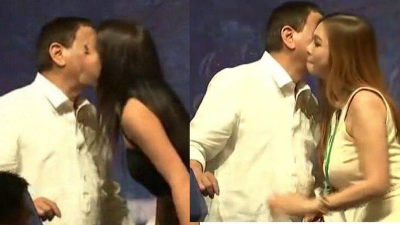 कार्यक्रमात 5 महिलांना Kiss केल्यानंतर राष्ट्रपतींची धक्कादायक कबुली; मी समलैंगिक होतो, स्त्रियांच्या चुंबनाने झाला बदल (Video)