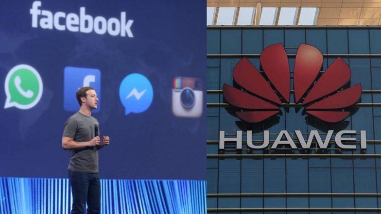 चीनला दणका: आता Huawei च्या नवीन फोनमध्ये मिळणार नाहीत फेसबुक, व्हॉट्सअॅप आणि इन्स्टाग्राम