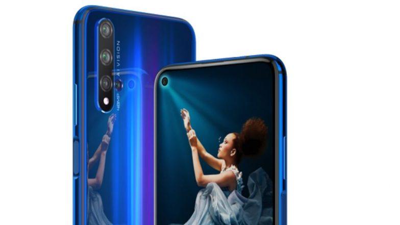 'Honor 20' स्मार्टफोनचा आज दुपारी 12 वाजता फ्लिपकार्टवर सुरु होणार पहिला फ्लॅशसेल, जाणून घ्या याचे आकर्षक फिचर्स