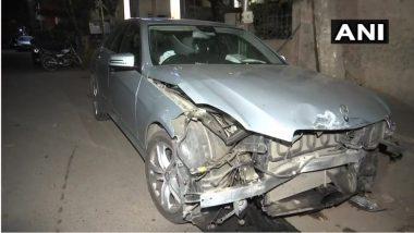 महालक्ष्मी रेसकोर्सजवळ भरधाव मर्सिडीज चालकाने पादचा-याला चिरडले, पादचा-याचा जागीच मृत्यू
