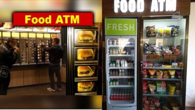 औरंगाबाद येथे सुरु झाले देशातील पहिले Food ATM; पैसे टाकून तब्बल 48 पदार्थ विकत घेण्याची सोय