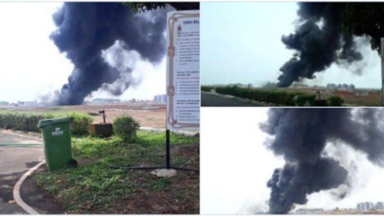 'मिग 29के' विमानाचा ड्रॉप टॅंक कोसळला, गोवा विमानतळाची वाहतूक स्थगित