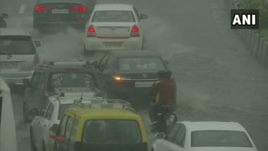 Mumbai Rains Update: मुंबईत आज दिवसभर पावसाचा जोर कायम राहणार, हवामान खात्याचा अंदाज