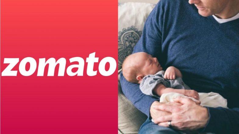 Zomato आपल्या कर्मचा-यांना देणार 26 आठवड्याची Paternity Leave, नेटक-यांनी केले या निर्णयाचे स्वागत