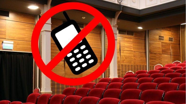 मुंबई: मोबाईलच्या व्ययत्यामुळे 'लाईव्ह शो' चा रसभंग टाळण्यासाठी BMC नाट्यगृहांमध्ये  जॅमर बसवणार?