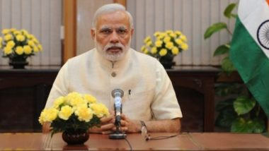 शिवराजसिंह चौहान यांनी चौथ्यांदा घेतली मध्यप्रदेशच्या मुख्यमंत्री पदाची शपथ; पंतप्रधान नरेंद्र मोदी यांनी दिल्या शुभेच्छा