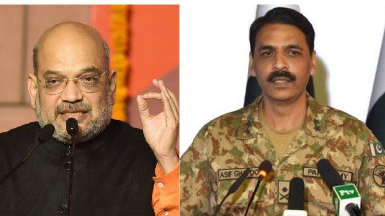 IND vs PAK, CWC 2019: केंद्रीय गृह मंत्री अमित शहा यांच्या ट्विट वर पाकिस्तानचं प्रत्युत्तर, Stay Surprise म्हणत लगावला टोला