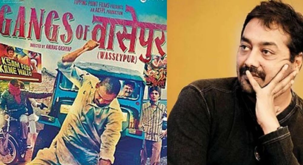 'Gangs Of Wasseypur' नावाची साडेसाती आयुष्यातून निघून जावी- अनुराग कश्यप