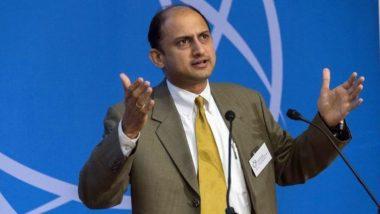 RBI चे डेप्युटी गव्हर्नर विरल आचार्य यांनी दिला राजीनामा