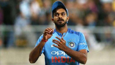 ICC World Cup 2019: भारतीय क्रिकेट संघाला दुसरा झटका; विजय शंकर दुखापतग्रस्त