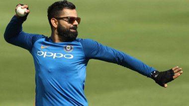 भारतीय संघ आणि क्रिकेटप्रेमींसाठी चिंताजनक बाब; सराव करताना कर्णधार विराट कोहली जखमी
