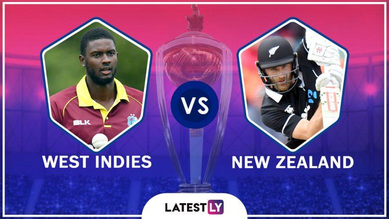 West Indies vs New Zealand Live Streaming on DD Sports and Prasar Bharti for Free: रेडिओ वर लूटा WI vs NZ मॅन्चेस्टर सामन्याचा LIVE आनंद
