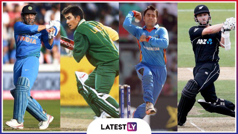 ICC World Cup 2019: कोण आहे टॉप फलंदाज, गोलंदाज; पॉइंट्स टेबल, जाणून घ्या (Updated)