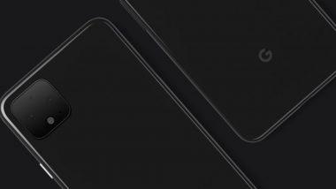 Google ने झळकावला Pixel 4 चा लूक, युजर्सना स्मार्टफोनच्या फिचर्स संदर्भात उत्सुकता