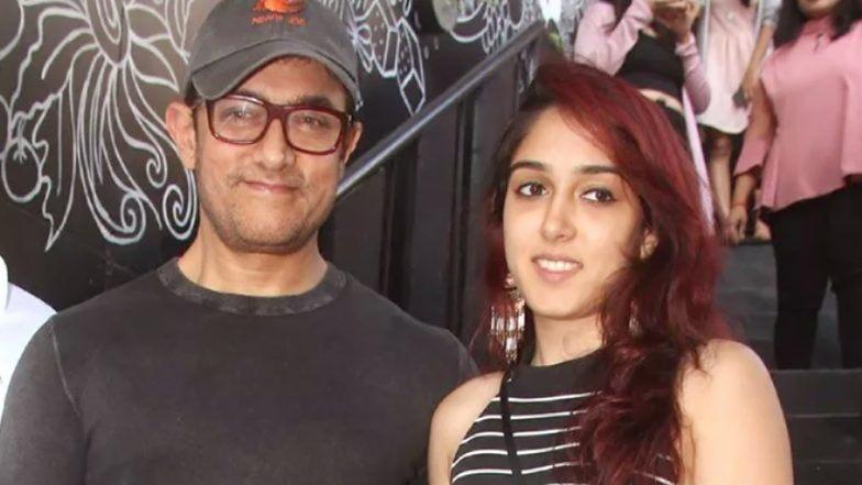 आमिर खान याची मुलगी इरा 'या' व्यक्तीला करतेय डेट, सोशल मीडियावर केला खुलासा