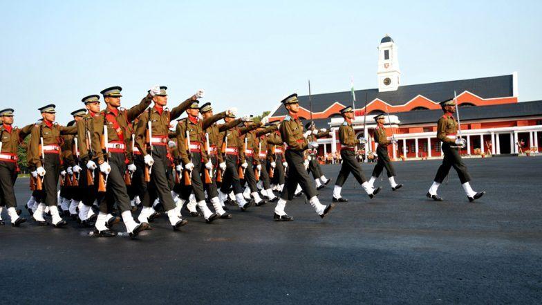 उत्तराखंड :पासिंग आऊट परेड नंतर भारतीय सैन्यात 382 जवानांची भरती, महाराष्ट्रातील 28  जणांना मानाचं स्थान