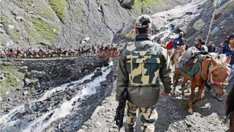 Amarnath Yatra 2019: अमरनाथ यात्रेवर दहशतवादी हल्ल्याचे सावट, सुरक्षा दलाला स्पेसिफिक अलर्ट