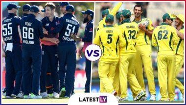 ICC World Cup 2019: इंग्लंडचा 64 धावांनी पराभव करत, ऑस्ट्रेलिया संघाचा सेमीफायनलमध्ये प्रवेश