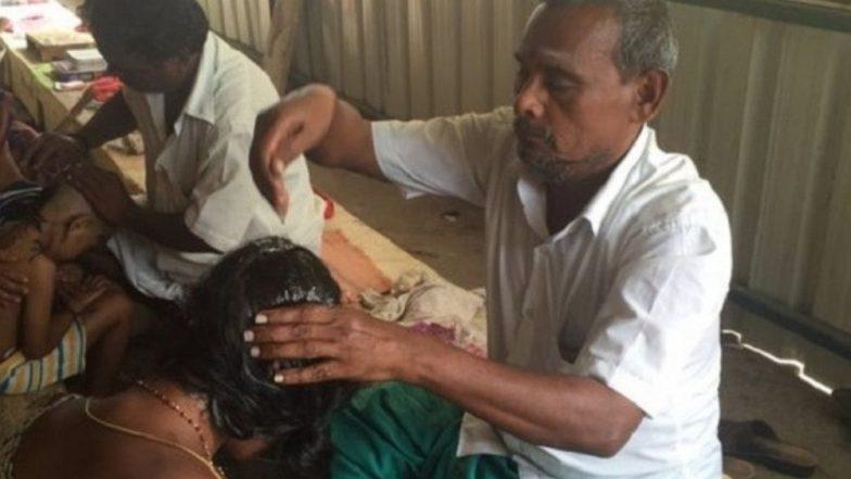बिहार: धक्कादायक! छेडछाडीला नकार दिल्याने आरोपींनी मारहाण करत आई-मुलीचे केले मुंडन