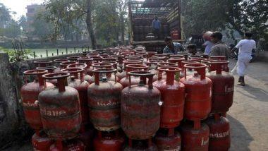 LPG Cylinder Price Hike: एलपीजी गॅस सिलेंडरच्या दरामध्ये 25 रूपयांची वाढ; 17 ऑगस्ट पासून लागू राहतील नवे दर
