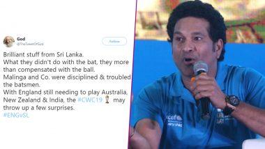 ICC World Cup 2019: ट्विटर वरील देवानं कॉपी केलं क्रिकेटच्या देवाचं ट्विट, हे प्रकरण नेमकं आहे काय?
