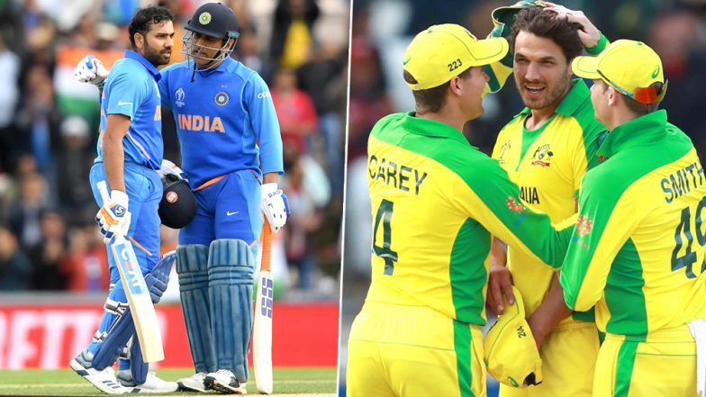 ICC Cricket World Cup 2019: आज टीम इंडियाची खरी परीक्षा; फायनलचे दावेदार असणाऱ्या ऑस्ट्रेलिया संघासोबत लढत