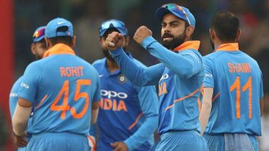 IND vs AUS, ICC Cricket World Cup 2019: ऑस्ट्रेलिया वर टीम इंडिया ची 36 धावांनी विजय; शिखर धवन ठरला 'मॅन ऑफ द मॅच'