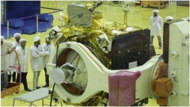 Chandrayaan 2: 'इस्रो' ने दाखवली चंद्रयान-2 ची पहिली झलक, जुलै महिन्यात होणार लॉन्च