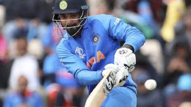IND vs PAK, ICC World Cup 2019: रोहित शर्मा पाठोपाठ के एल राहुलच ही धमाकेदार अर्धशतक