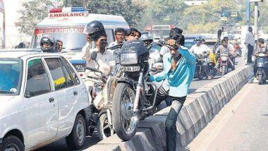 वाहतुकीचे नियम मोडल्यास चालकाला 10 हजार रुपयांचा दंड ठोठावणार