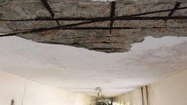 भिवंडी: इमारतीचा स्लॅब कोसळून 11 वर्षीय मुलीचा मृत्यू
