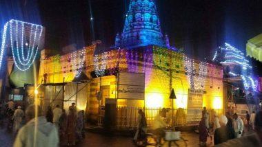 Pandharpur Wari 2019: आषाढी वारीकरिता विठ्ठल मंदिराला रोषणाई, मंदिराला राजवाड्याचे रुप