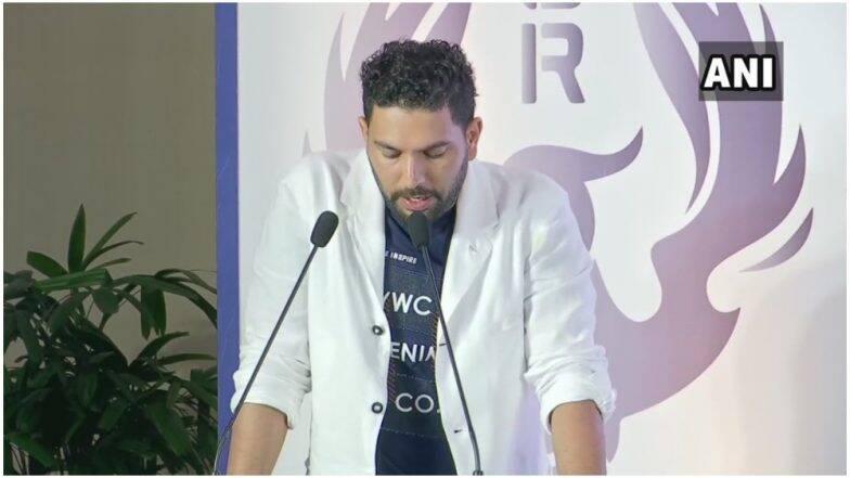 सिक्सर किंग 'युवराज सिंह' याचा क्रिकेट विश्वाला रामराम, जड अंतःकरणाने केली निवृत्तीची घोषणा