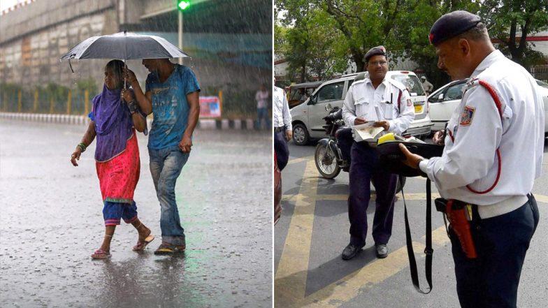 घराबाहेर पडण्यापूर्वी मिळणार पावसाचा इशारा, मुंबई वाहतूक पोलिस बजावणार महत्त्वाची भूमिका