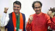 Maharashtra Assembly Elections 2019: भाजप सोबत युती करणार, पुढील दोन दिवसात जागा वाटपाचा फॉर्म्युला ठरणार- उद्धव ठाकरे