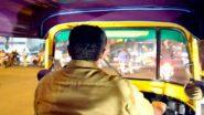 बिहार: रिक्षाचालकावर वाहतूक नियमामनुसार दंडात्मक कारवाई, सीट बेल्ट न लावल्याने कापले चलान